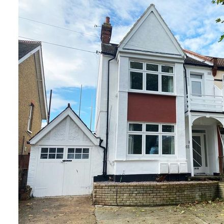 Rent this 1 bed apartment on Homebase in Boston Avenue, Southend-on-Sea SS2 6JF