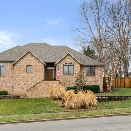Rent this 4 bed house on E Wood Oaks St in Springfield, MO