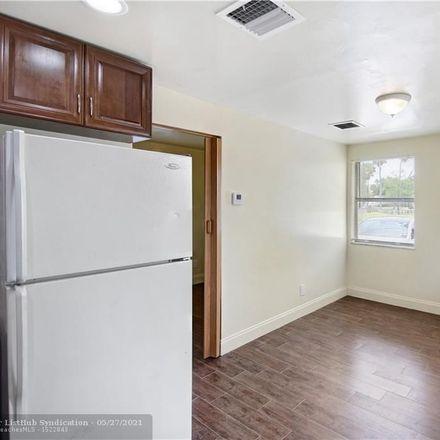 Rent this 1 bed duplex on 2420 Northwest 23rd Lane in Fort Lauderdale, FL 33311