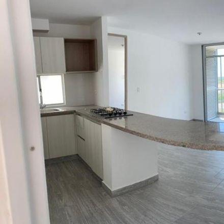 Rent this 2 bed apartment on Domino's Pizza in Avenida Carrera 17, Dique