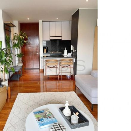 Rent this 1 bed apartment on Challenger in Calle 81, UPZ El Refugio