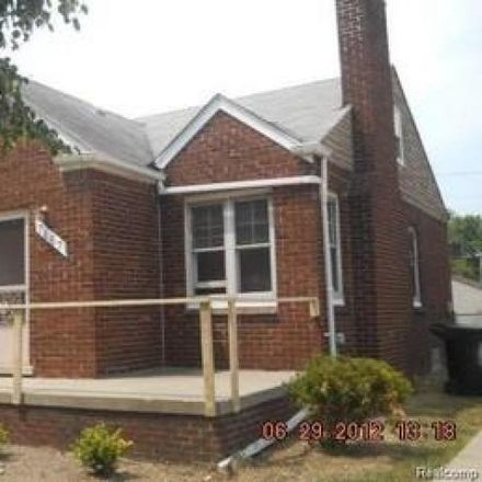 Rent this 2 bed house on 7525 Forrer Street in Detroit, MI 48228