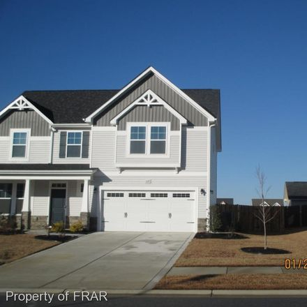 Rent this 4 bed house on Stonebrook Pl in Fayetteville, NC