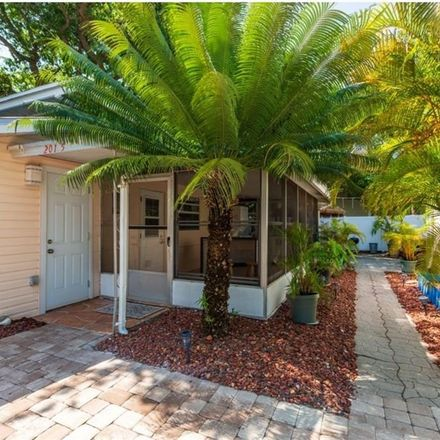 Rent this 1 bed apartment on 7th Ave N in Indian Rocks Beach, FL