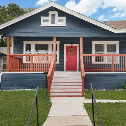 Rent this 3 bed house on 139 Cincinnati Avenue in San Antonio, TX 78201