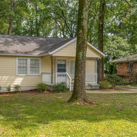 Rent this 3 bed house on 3302 Fern Drive in Tucker, GA 30084