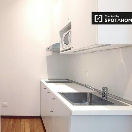 Rent this 2 bed apartment on Via privata Chioggia in 20127 Milan Milan, Italy