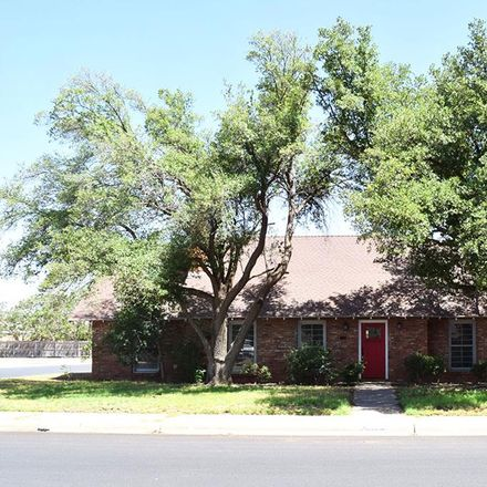 Rent this 4 bed house on 2006 West Michigan Avenue in Midland, TX 79701