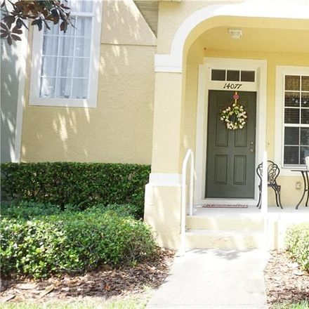 Rent this 3 bed townhouse on 14077 Ancilla Blvd in Windermere, FL