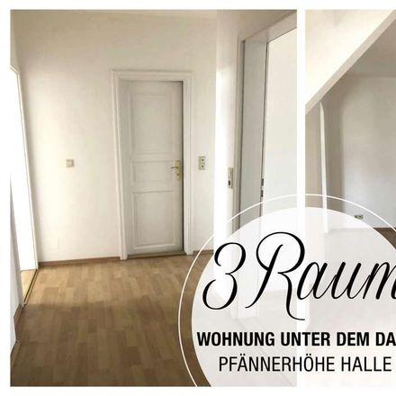 Rent this 3 bed loft on Allgemeines Syndikat Halle/Saale (FAU) in Ludwigstraße 37, 06110 Halle (Saale)