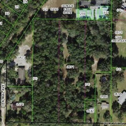 Rent this 0 bed apartment on Crestview Avenue in Inverness, FL 34453