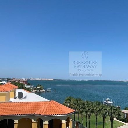 Rent this 3 bed condo on 5353 Gulf Boulevard in St. Pete Beach, FL 33706