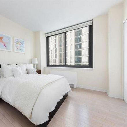 Rent this 2 bed condo on One Rockwell Place in New York, NY 11217