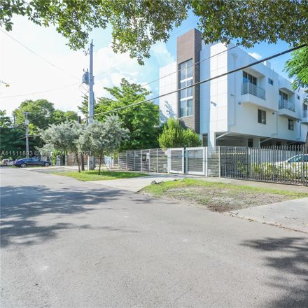 Rent this 2 bed townhouse on 2947 Coconut Avenue in Ocean View Heights, Miami