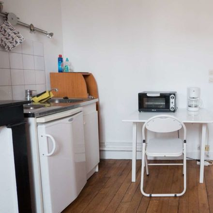 Rent this 0 bed apartment on Rue Bruller in 75014 Paris, France