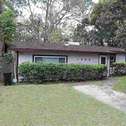 Rent this 4 bed house on 1403 Northeast 20th Avenue in City of Gainesville Municipal Boundaries, FL 32609