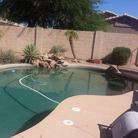 Rent this 4 bed house on 16278 West Washington Street in Goodyear, AZ 85338