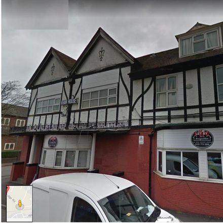 Rent this 1 bed apartment on Bridge Road in Birmingham B8, United Kingdom