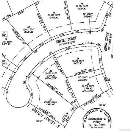 Rent this 0 bed apartment on Estelle Ct in Glen Allen, VA