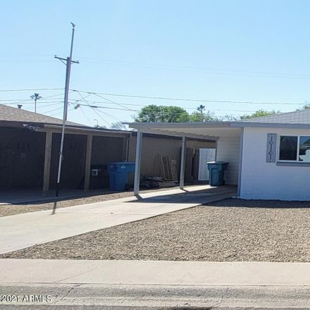 Rent this 3 bed house on 8642 North 30th Drive in Phoenix, AZ 85051