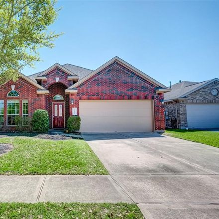 Rent this 3 bed house on Sunvolt Ct in Houston, TX