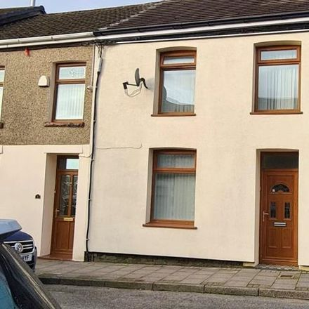 Rent this 3 bed house on Griffith Street in Maerdy, CF43 4DG