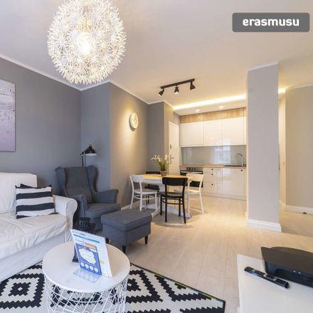 Rent this 1 bed apartment on Obrońców Wybrzeża 15 in 80-398 Gdańsk, Polska