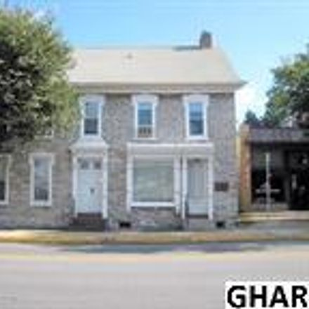 Rent this 2 bed apartment on W Main St in Hummelstown, PA