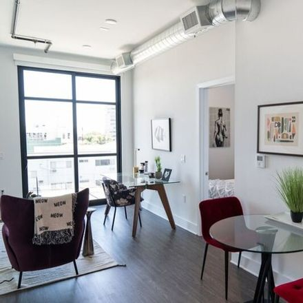 Rent this 1 bed apartment on West Los Angeles Community Police Station in Butler Avenue, Los Angeles
