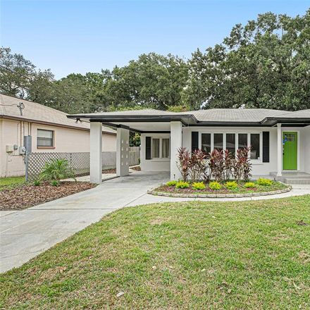 Rent this 3 bed house on Hilda Street in Tampa, FL 33603