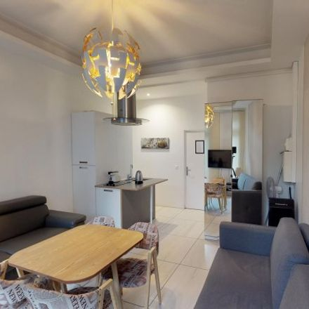 Rent this 1 bed apartment on 70 Boulevard de la Libération - Général de Monsabert in 13004 Marseille, France