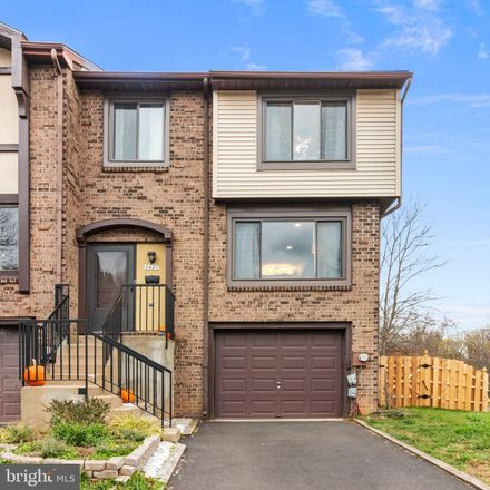 Rent this 3 bed townhouse on Stafford Ct in Chalfont, PA