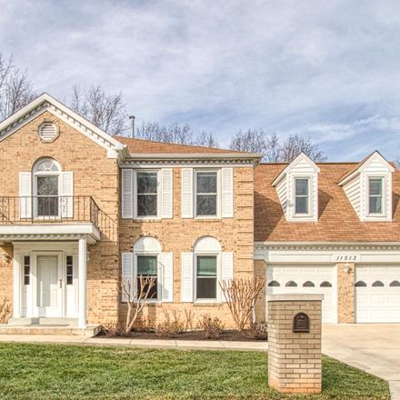 Rent this 4 bed house on 11513 Evelake Ct in Gaithersburg, MD