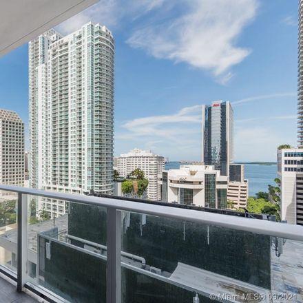 Rent this 3 bed condo on 1010 Brickell Avenue in Miami, FL 33131