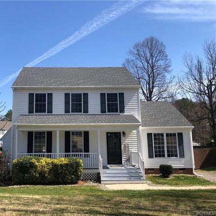 Rent this 3 bed house on 9513 Willow Ridge Drive in Glen Allen, VA 23060