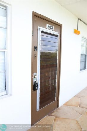 Rent this 1 bed house on 503 Mansfield L in Boca Raton, FL