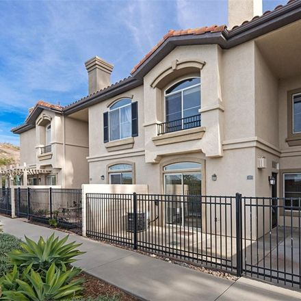 Rent this 3 bed townhouse on 95 Vellisimo Drive in Aliso Viejo, CA 92656