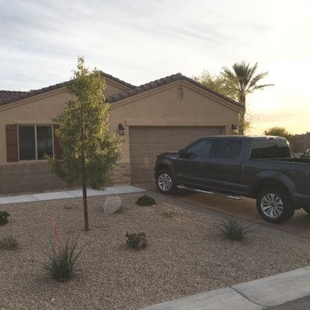 Rent this 3 bed townhouse on 6107 East Overlook Lane in Yuma, AZ 85365