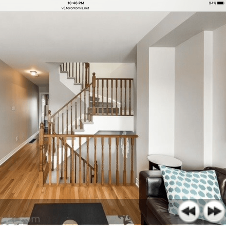Rent this 1 bed house on Toronto in Six Points, ON