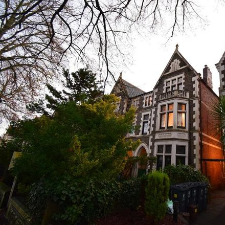Rent this 1 bed apartment on The Cricketers in Cathedral Road, Cardiff