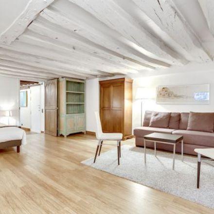Rent this 1 bed apartment on Rue Vieille du Temple in 75003 Paris, France