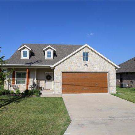 Rent this 3 bed house on Shady Oaks Lane in Sherman, TX 75092