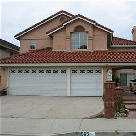 Rent this 4 bed house on Hillsborough Dr in Corona, CA