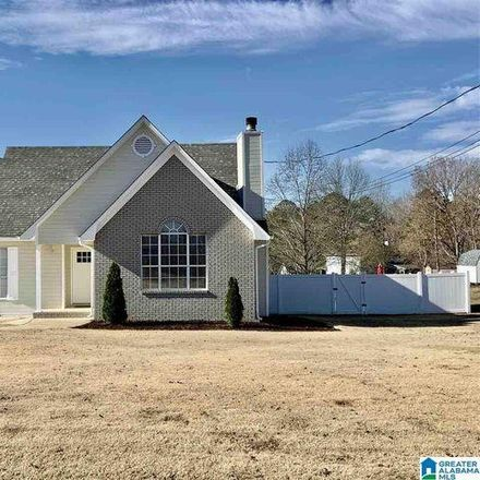 Rent this 4 bed house on 9401 Mosley Loop in Kimberly, AL 35116