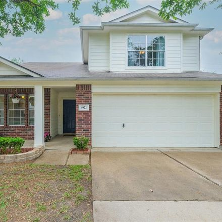Rent this 3 bed house on 4922 Boulder Meadow Ln in Katy, TX