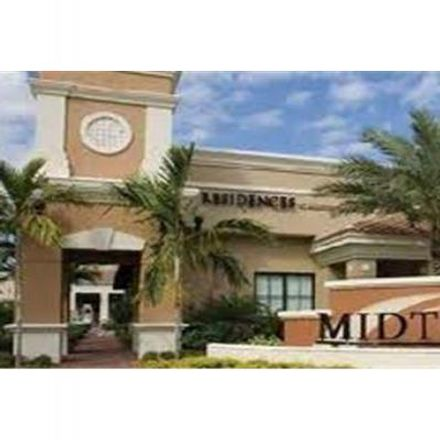 Rent this 2 bed apartment on 4903 Midtown Lane in Palm Beach Gardens, FL 33418