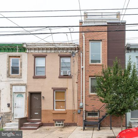 Rent this 3 bed townhouse on 2474 Coral Street in Philadelphia, PA 19125