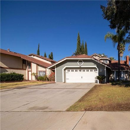 Rent this 3 bed house on 12605 Peachleaf Street in Moreno Valley, CA 92553