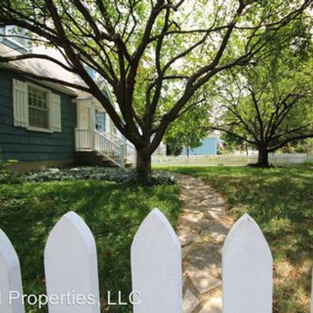 Rent this 3 bed apartment on 501 1st Street in Annapolis, MD 21403