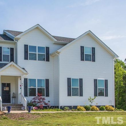 Rent this 4 bed house on Charter Ct in Cary, NC
